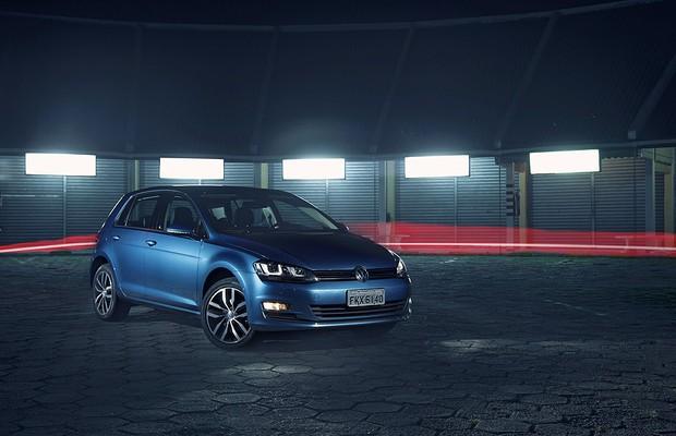 Volkswagen Golf (Foto: Fabio Aro)