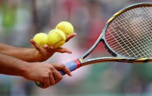 tênis raquete bola roland garros (Foto: Agência Reuters)
