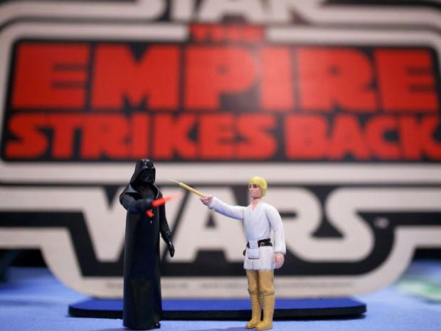 Novo episósio Star Wars Episódio VII: O Despertar da Força estreia em dezembro (Foto: Reuters)