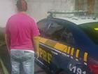 Sergipano foragido da Justiça é preso em São Sebastião, Agreste de Alagoas