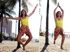 Gisele Bündchen, Susana Vieira, Caio Castro... Veja os famosos que praticam slackline