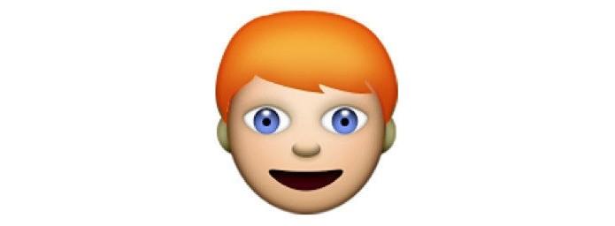 Ginger Parrot pede criação de emojis com ruivos (Foto: Reprodução/Change.org)