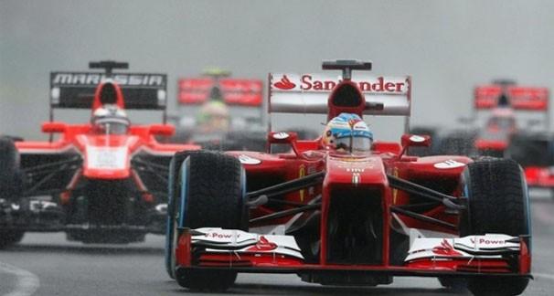 A décima primeira etapa da temporada da F1 acontece na Bélgica (Foto: Reuters)