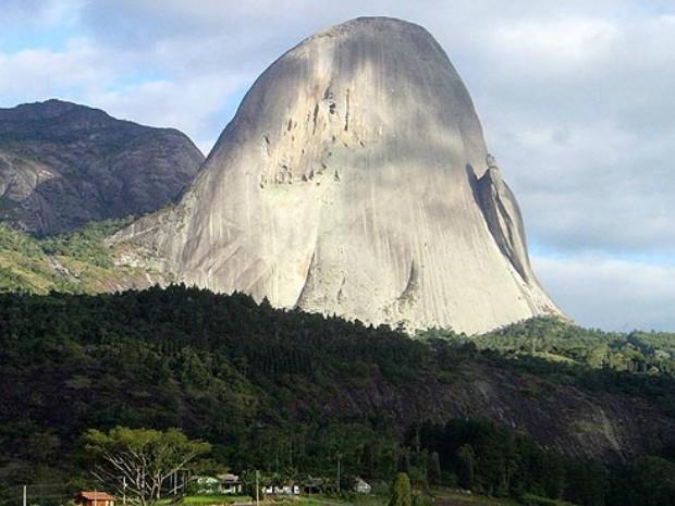 Região de Pedra Azul, é uma das que podem se emancipar (Foto: Divulgação / Prefeitura de Domingos Martins)