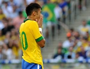 neymar brasil inglaterra maracanã (Foto: André Durão / Globoesporte.com)