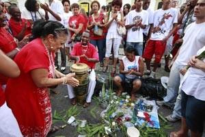 São Jorge (Foto: Lucíola Villela/G1)