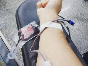 hemopa doação de sangue (Foto: G1)