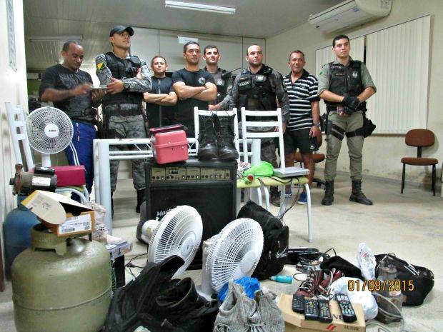 Apreensão foi efetuada no sábado (1) no município de Feijó, no sábado (1) (Foto: Evilásio Cosmiro/Arquivo pessoal)