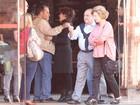 Amigos e familiares vão ao velório de Hector Babenco, em São Paulo
