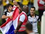 Noriega vê Romero no time titular do Corinthians, após goleada de 6 a 0