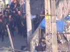 Polícia entra em confronto com traficantes em três favelas do Rio