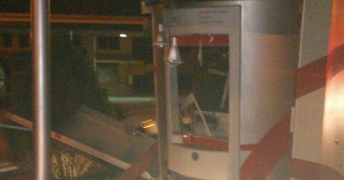 Em 24 h, quadrilha é suspeita de duas explosões em caixas eletrônicos em SC