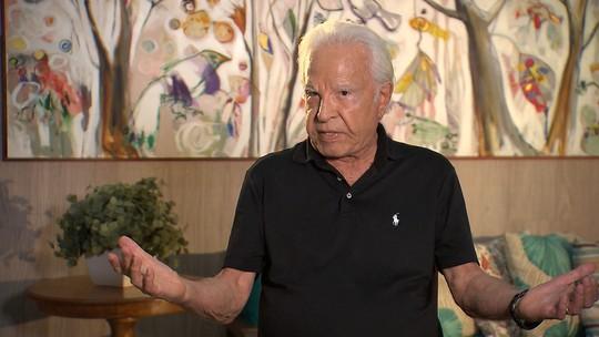 Cid Moreira fala de vida, carreira e missão divina