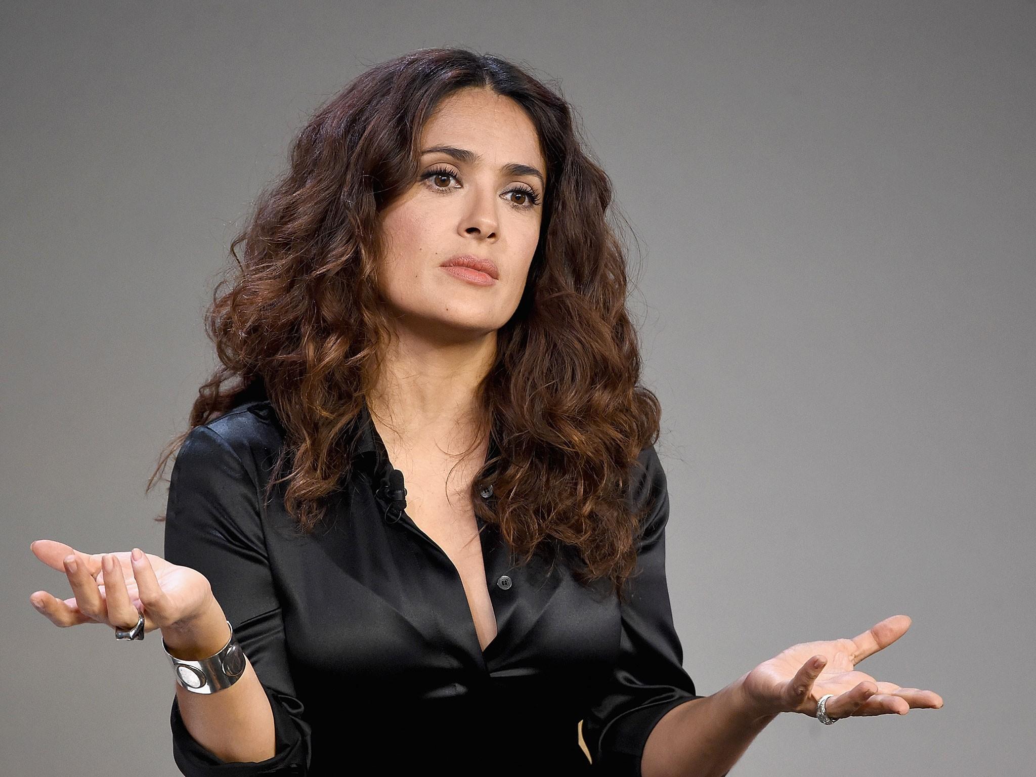 Salma Hayek (Foto: Divulgação)
