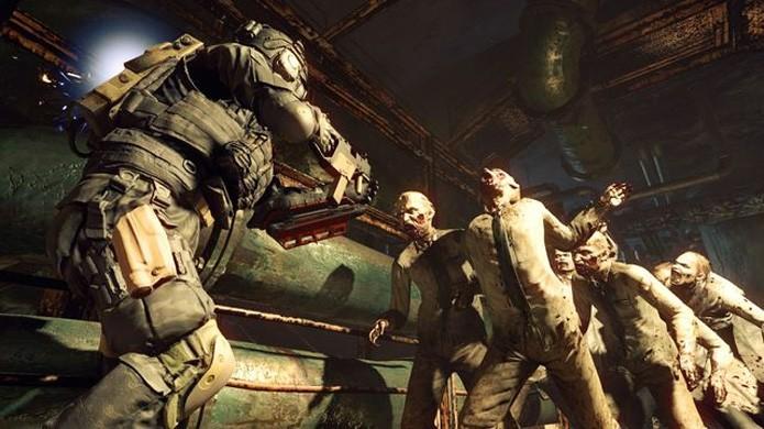 Umbrella Corps aposto no modelo multiplayer online de Resident Evil (Foto: Reprodução/Polygon)