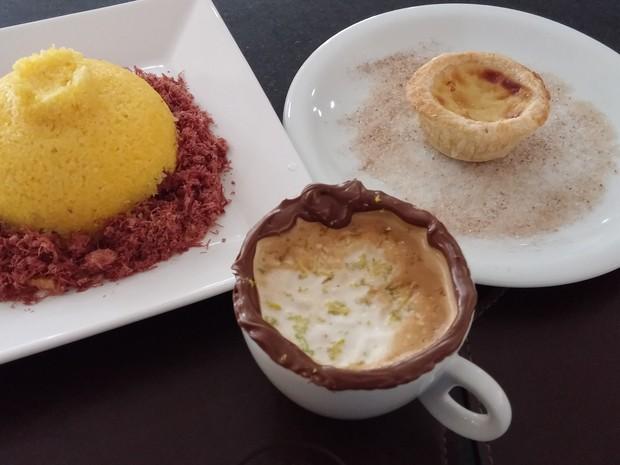 Cada estabelecimento criou menu Sugestão do Barista, com preço fixo, que inclui café, um salgado e um doce (Foto: Divulgação)