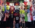 Coleção de camisas de Messi tem três do Real, cinco de brasileiros...