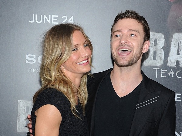 Cameron Diaz e Justin Timberlake (Foto: Getty Images)