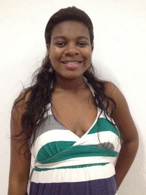 Pamella Magno Braga (Foto: BBC Brasil)
