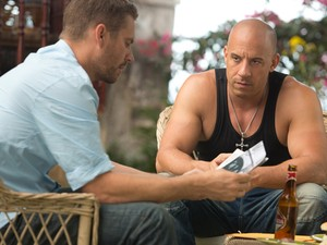 Paul Walker e Vin Diesel estrelam 'Velozes e furiosos 6' (Foto: Divulgação)