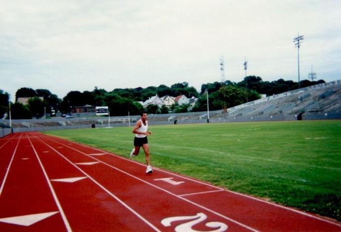 Jaldi Silva Uberlândia corredor 10 milhas (Foto: Arquivo pessoal/Jaldi Silva)
