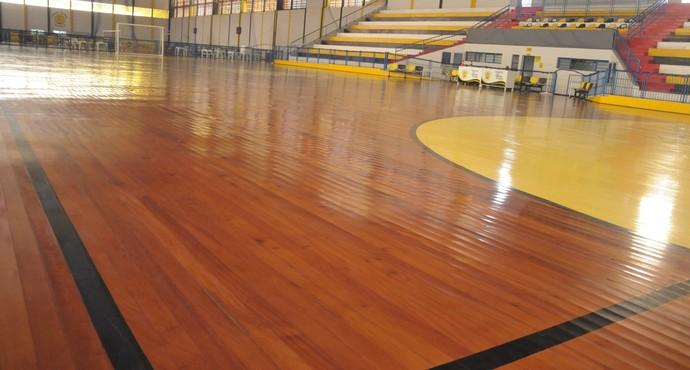 Arena Praia Clube em Uberlândia (Foto: Divulgação/Assessoria Praia Clube)