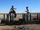 Aldeia cristã síria de Sadad luta na linha de frente contra Estado Islâmico