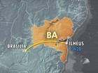 Aeronáutica suspende buscas por avião que desapareceu no sul da BA
