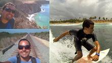 Sérgio Pinheiro fala sobre sua paixão pelo surf; confira (Arquivo Pessoal)