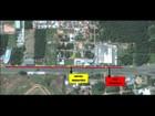 Obras interditam trecho de marginal da Marechal Rondon em Bauru