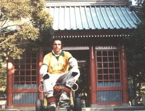 Zé do Pedal já foi a três Copas do Mundo (Foto: Reprodução)