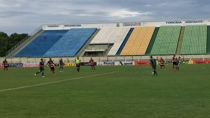 Domingão, Maranguape, Guarani de Juazeiro (Foto: Diego Twardy/TV Verdes Mares)