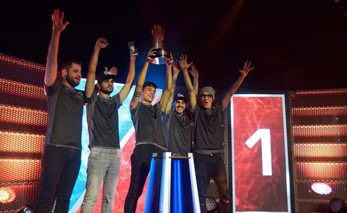 SK Gaming; DreamHack Summer; CS:GO (Foto: Divulgação / SK Gaming)