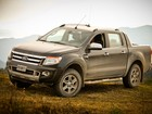 Veja fotos da Ford Ranger 2013