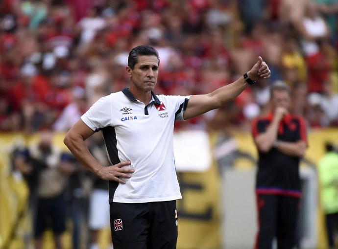 Jorginho Vasco (Foto: André Durão)
