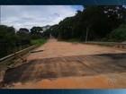 Após reparos em ponte, tráfego volta a ser liberado em trecho da GO-060