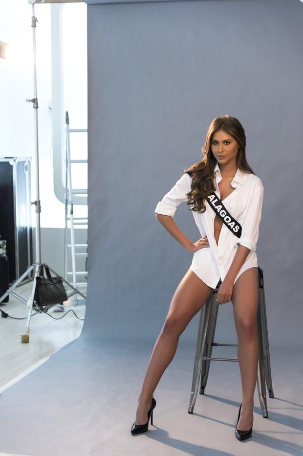 Miss Alagoas BE Emotion 2016 – Gabriele Marinho (Foto: Lucas Ismael / Divulgação Miss BE Emotion 2016)