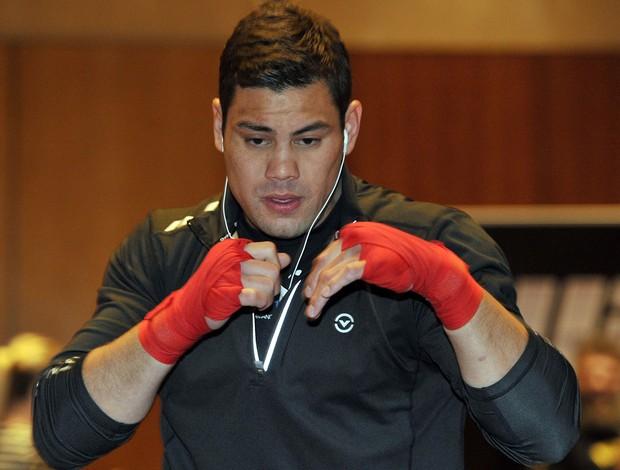 MMA Lutador Shane Del Rosario (Foto: Getty Images)