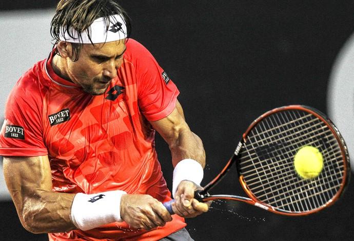Ferrer Rio Open Tênis (Foto: Agência EFE)