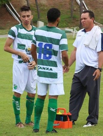 Amistoso Altos x Tiradentes-CE (Foto: Luís Júnior )