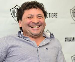 Valdir Ribeiro Presidente Rio branco-SP Tigre (Foto: Sanderson Barbarini / Foco no Esporte)