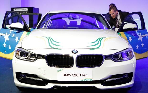 BMW Série 3 será porduzido no Brasil (Foto: Divulgação)