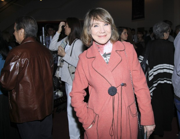 Sylvia Massari (Foto: Anderson Barros / Ego)
