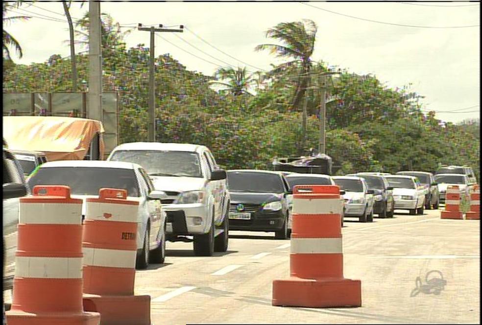 Mesmo com fiscalização intensa, a polícia registrou sete mortes nas estradas estaduais. (Foto: Reprodução/TV Verdes Mares)