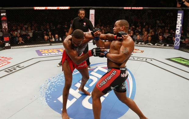 Jon Jones x Daneil Cormier - UFC 182 (Foto: GettyImages)