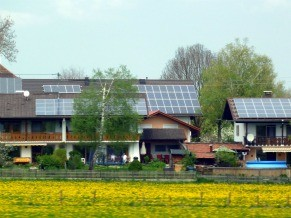 Energia solar em casa (Foto: Divulgação)