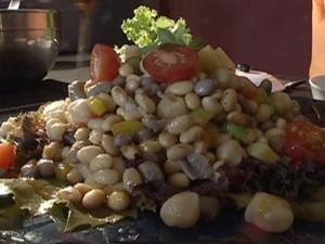 Salada de Soja (Foto: Reprodução/TV Grande Rio)