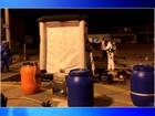 Vazamento de ácido clorídrico mobiliza bombeiros em Votorantim