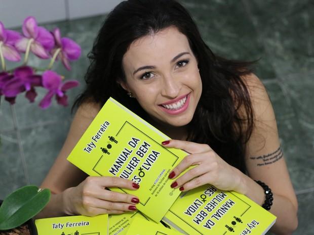 Taty Ferreira Blogueira Araxá (Foto: Acidez Feminina/Divulgação)