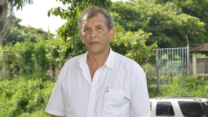 Elber Rocha Mixto (Foto: Olimpio Vasconcelos)